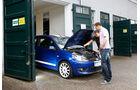 Ford Fiesta ST, Motor, Motorhaube