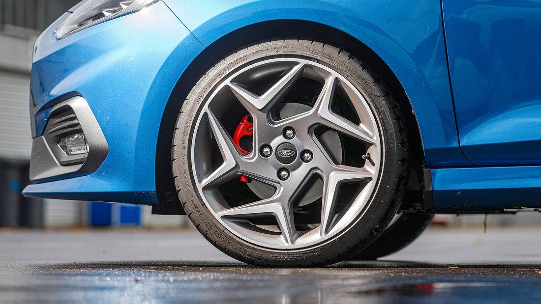 Ford Fiesta ST, Rad