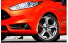 Ford Fiesta ST, Rad, Felge