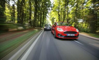 Ford Fiesta ST, VW Polo GTI, Exterieur