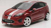 Ford Fiesta USA 2011