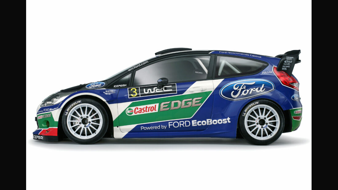 Ford Fiesta WRC 2012