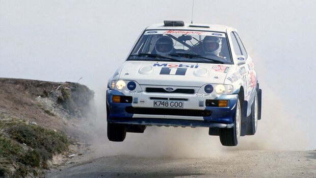 Ford Fiesta WRC 2020 Escort RS Cosworth 1995