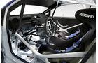 Ford Fiesta WRC, Cockpit