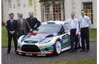 Ford Fiesta WRC, Hirvonen. Latvala, M-Sport-Team