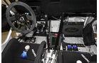 Ford Fiesta WRC, Lenkrad, Cockpit, Schalthebel