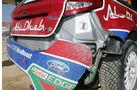 Ford Fiesta WRC - Rallye Jordanien 2011