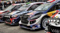 Ford Fiesta WRC - Rallye Monte Carlo 2017