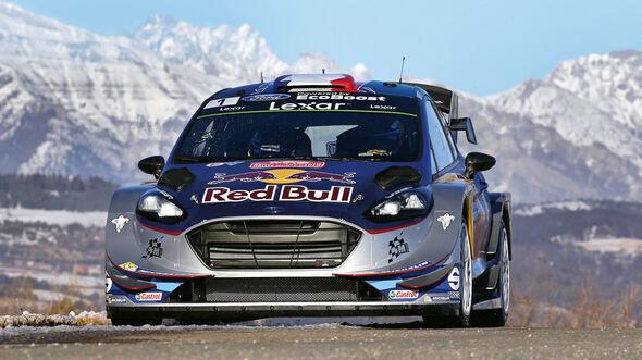 Ford Fiesta WRC - Rallye-WM - WRC 2017