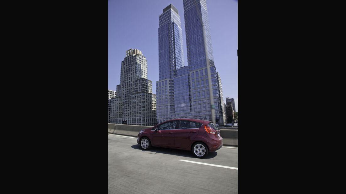 Ford Fiesta World Tour 2010