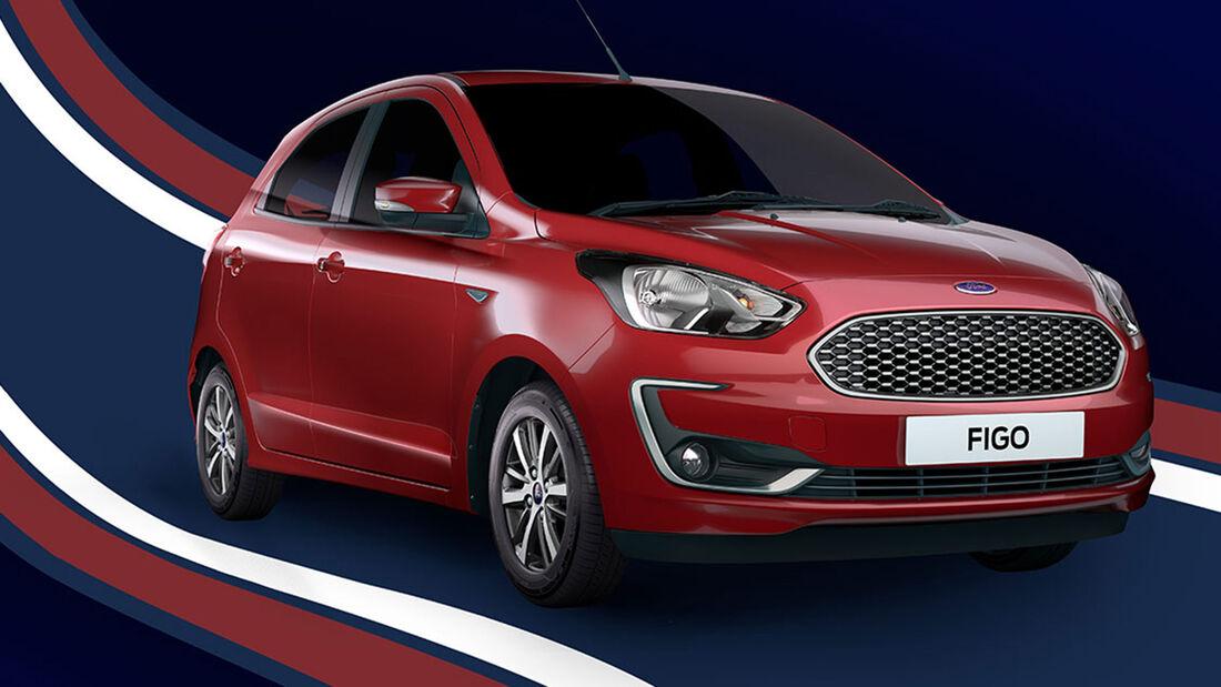 Ford Figo (2021)