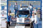 Ford Fista, Rallye, Start