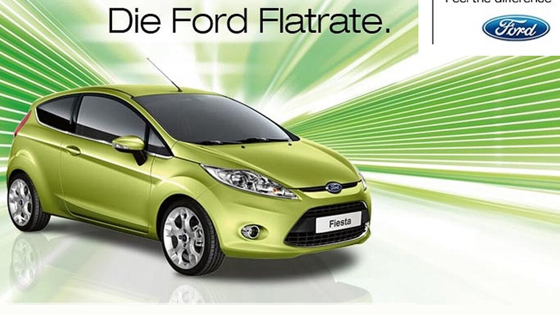 Ford Flatrate