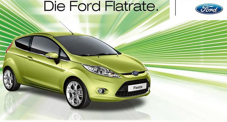 Ford Flatrate