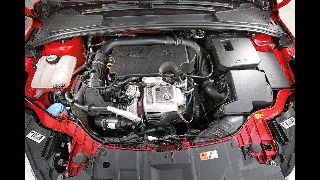 Ford Focus 1.0 Ecoboost, Motor