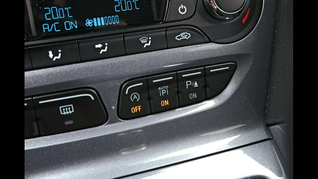 Ford Focus 1.0 Ecoboost, Start-Stopp-System