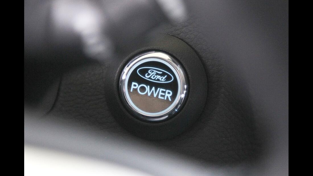 Ford Focus 1.0 Ecoboost, Startschalter
