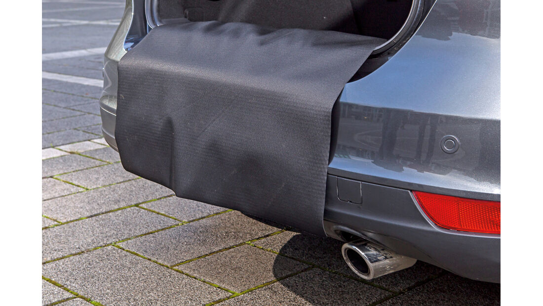 Ford Focus 1.5 Ecoboost, Auspuff