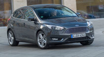 Ford Focus 1.5 Ecoboost, Frontansicht
