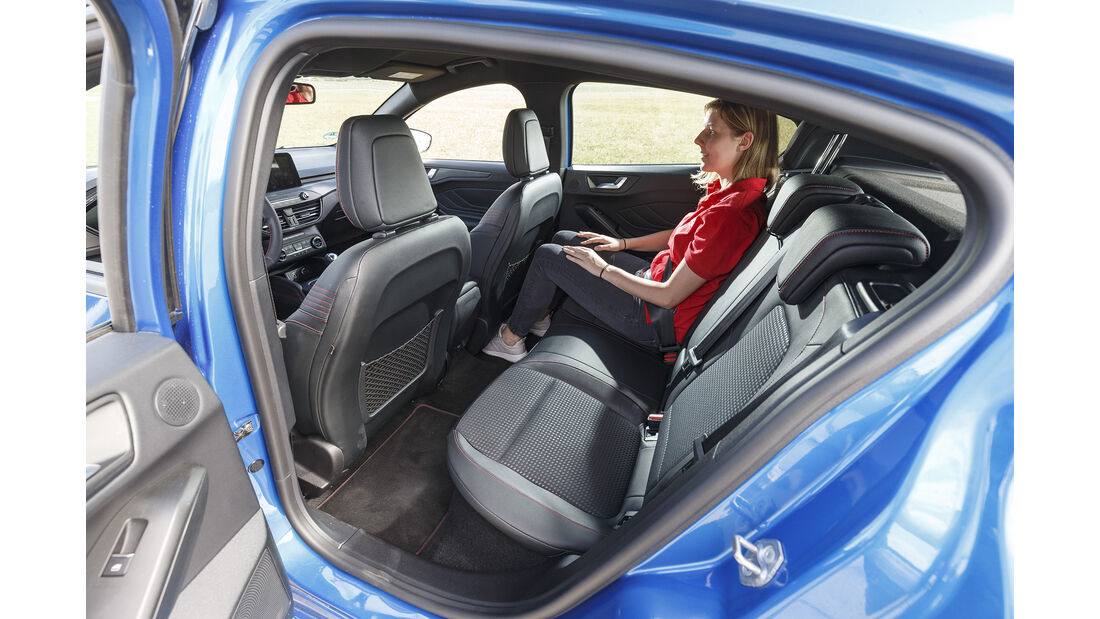 Ford Focus 1.5 Ecoboost, Interieur