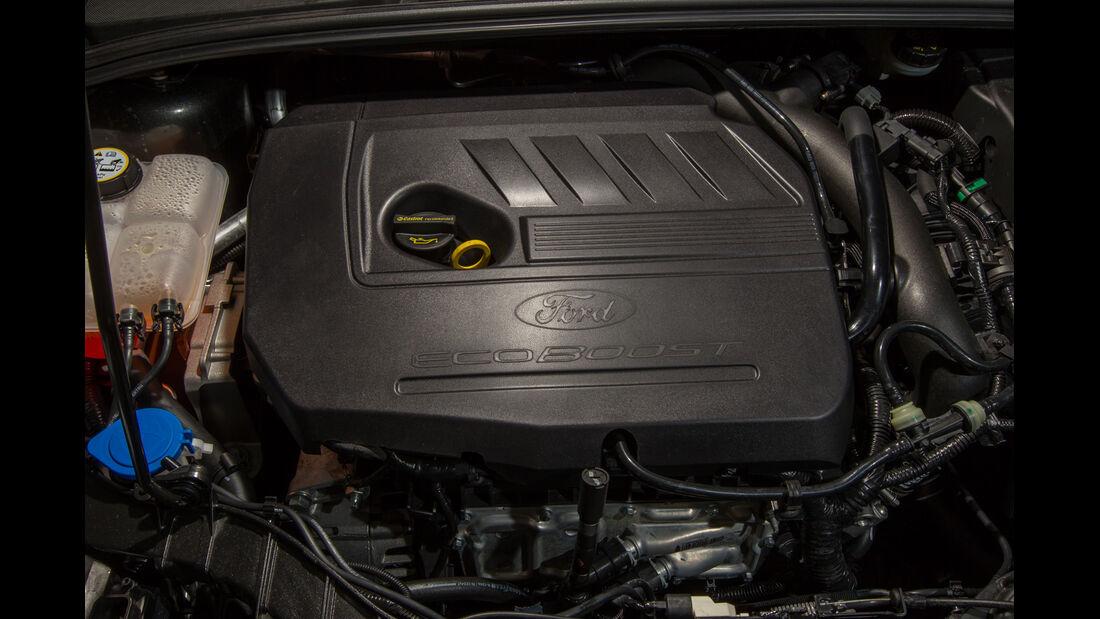 Ford Focus 1.5 Ecoboost, Motor