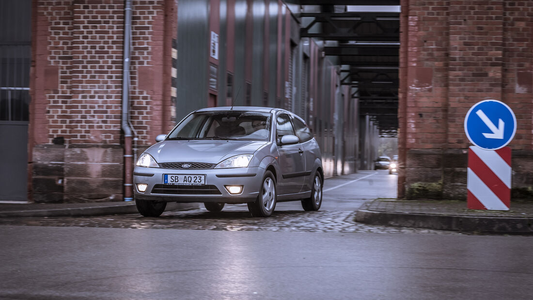 Ford Focus 1.6 16V, Exterieur