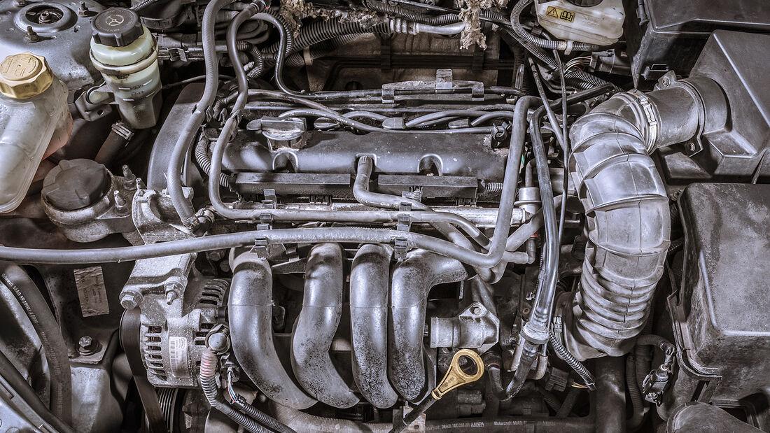 Ford Focus 1.6 16V, Motor