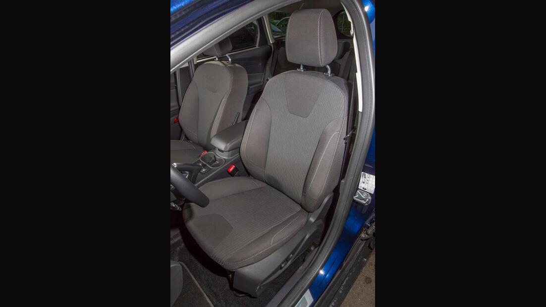 Ford Focus 1.6 Eciboost Turnier, Fahrersitz
