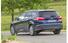 Ford Focus 1.6 Eciboost Turnier, Heckansicht