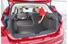 Ford Focus 1.6 Ecoboost, Kofferraum, Sitze, umklappbar