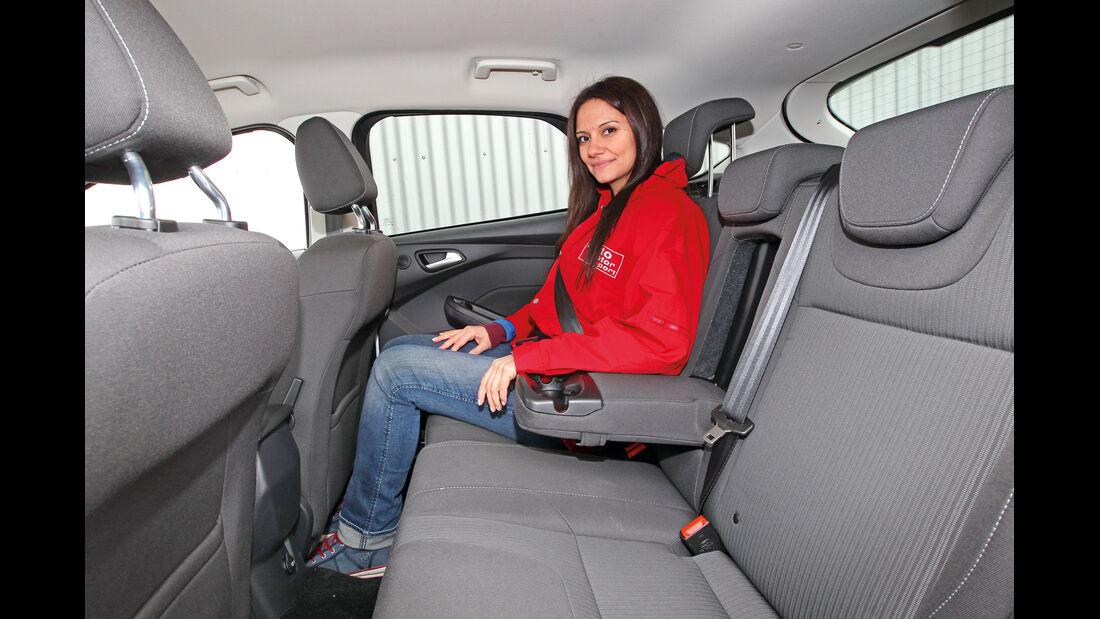 Ford Focus 1.6 Ecoboost Titanium, Kofferraum