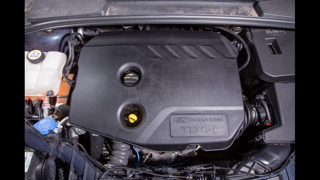 Ford Focus 1.6 TDCI Turnier, Motor