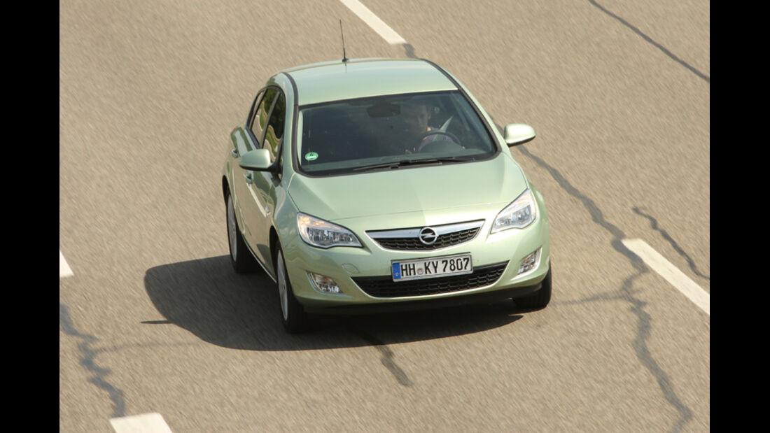 Ford Focus 1.6 Ti-VCT, Seitentasche, Seitenablage