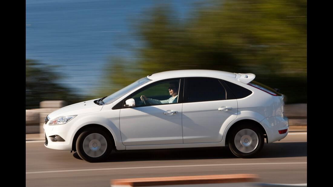 Ford Focus 2.0 BI-Fuel, Seitenansicht