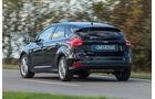 Ford Focus 2.0 TDCi, Heckansicht