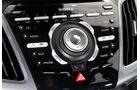 Ford Focus 2.0 TDCi, Mittelkonsole