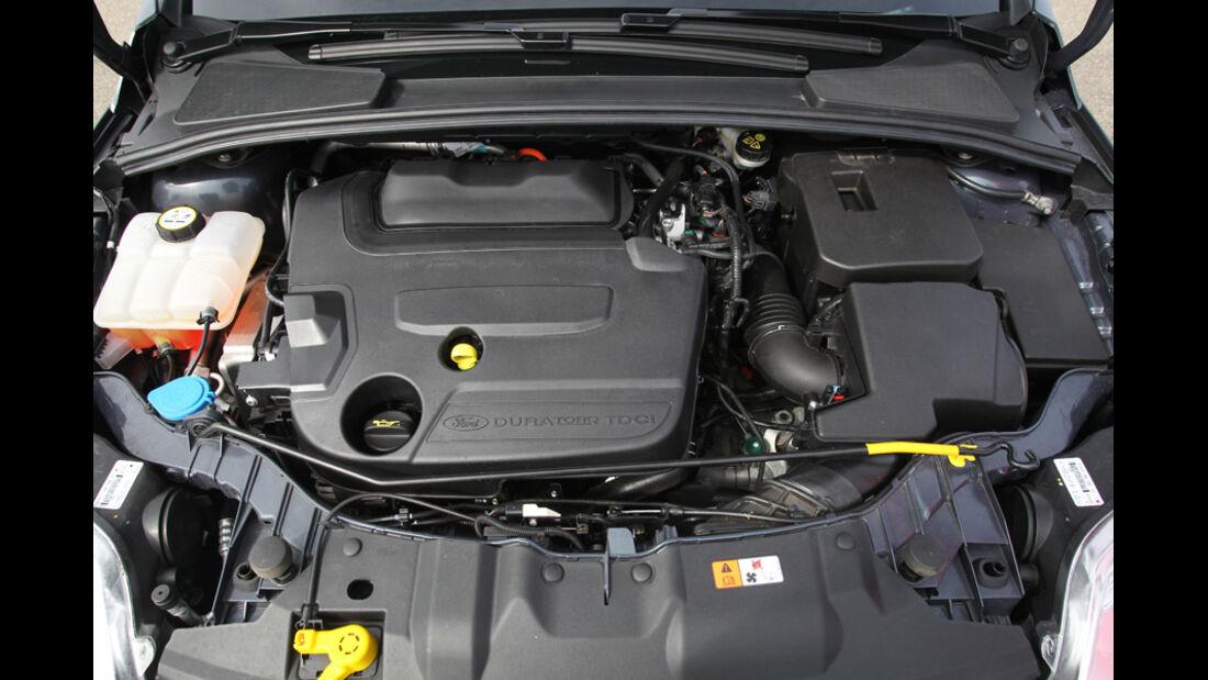 Ford Focus 2.0 TDCi Titanium, Motor