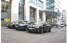 Ford Focus 2.0 TDCi Titanium, Opel Astra 2.0 CDTi Ecotec Design Edition, VW Golf GTD