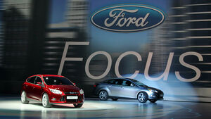 Ford Focus 2011 Detroit