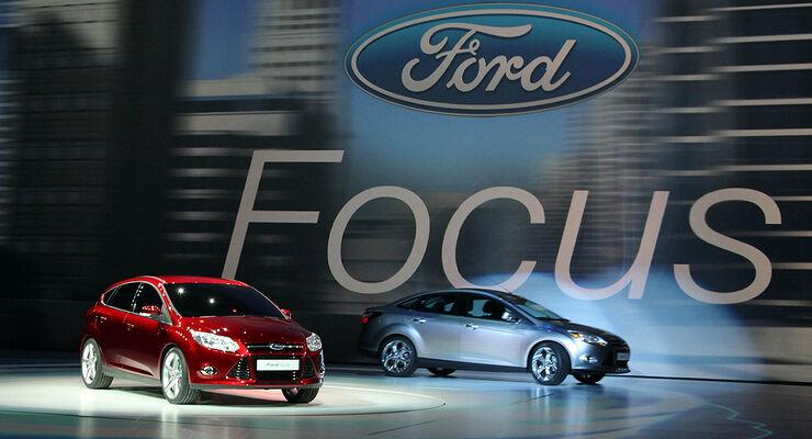 Ford Focus 2011 Detroit