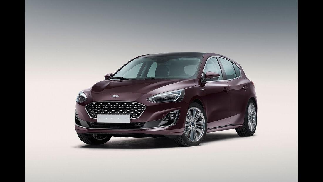 Ford Focus (2018)