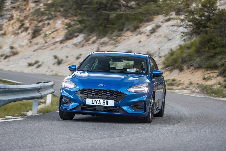 Neuer Ford Focus 2018 Bilder Daten Preis Fahrbericht Auto