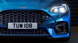 Ford Focus 2020 R.S. Retusche