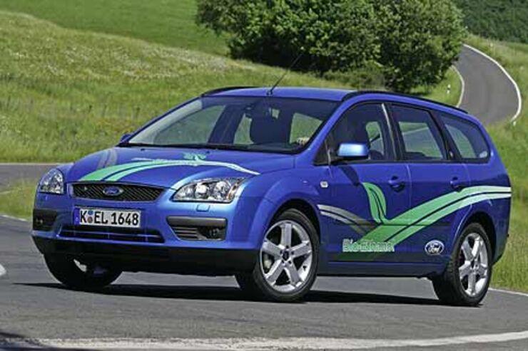Ford Focus Bioethanol