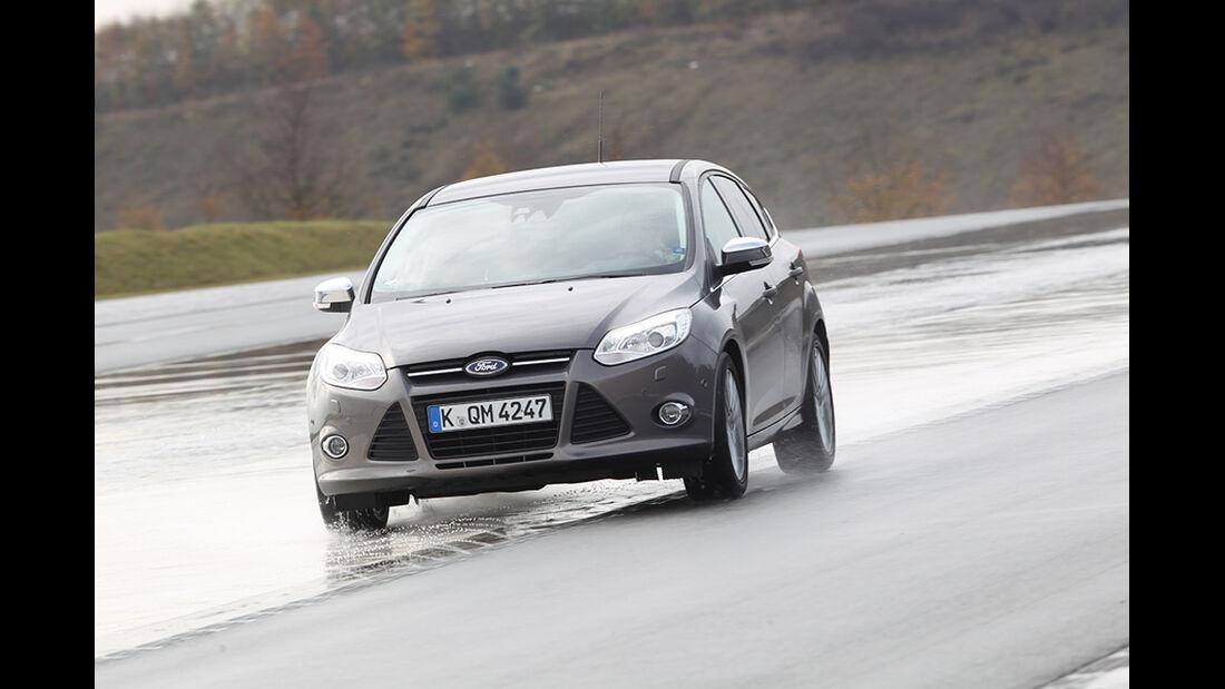 Ford Focus, Bremsen
