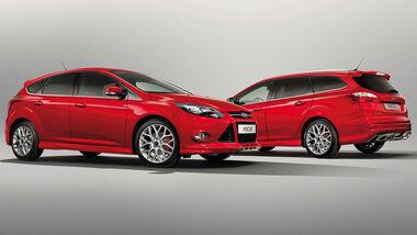 Ford Focus EcoBoost S-Paket, Sondermodell