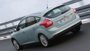 Ford Focus Electric, Heckansicht