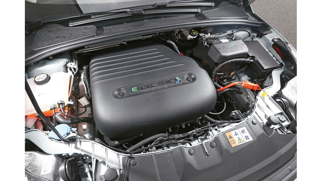 Ford Focus Electric, Motor