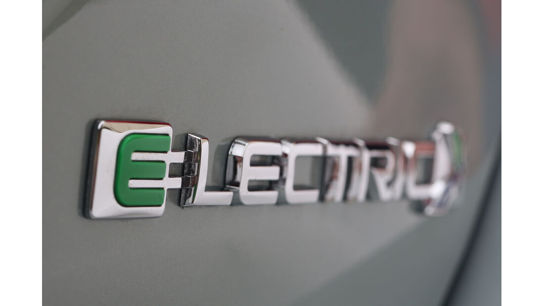 Ford Focus Electric, Typenbezeichung