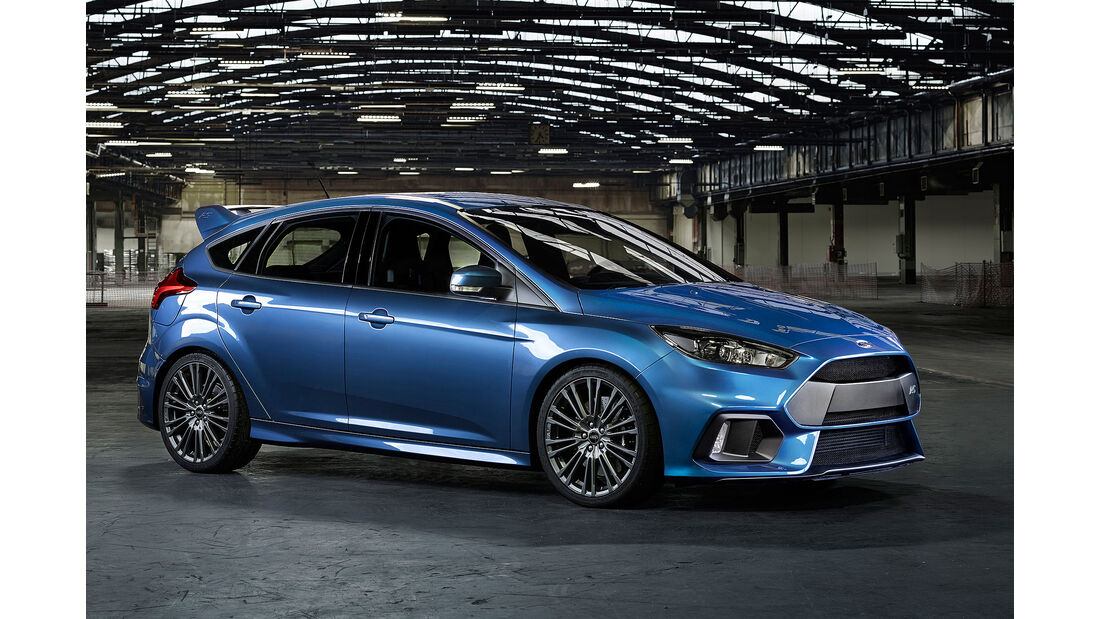 Ford Focus III RS 2015